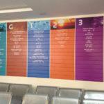 Hospital LED Signage