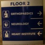 Hospital Sign Board Hyderabad